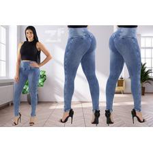 Jeans Fajero Reductor (hecho En Perú)