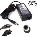 Fonte Carregador P/ Sony Vaio Vgp-ac19v48 19.5v 3.3a Bivolt
