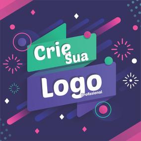 Logo Logotipo Logomarca Criação Arte Profissional Flyers