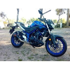 Escape Akrapovic Yamaha Mt03 R3 Full System Carbon