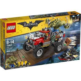 Lego Batman - O Carro De Reboque Do Crocodilo M. Brinq