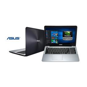 Notebook Asus X555lf - Core I5 6gbram 1tbhd Win 10 Nvdia