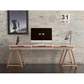 Escritorio moderno escritorios en mercado libre argentina for Muebles de escritorio modernos para casa
