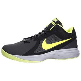 Nike The Overplay VIII - Zapatillas Unisex, Color Blanco, Talla 42.5