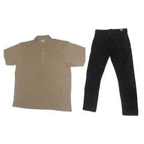 Chemises Y Pantalones Industriales 100% Algodón.