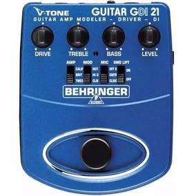 Pedal Para Guitarra Behringer V-tone Gdi-21 Original Gdi21