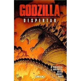 Godzilla Despertar Comics Aleta Ediciones