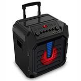 Parlante Activo Punktal Pk-5111 A Batería Usb Bluetooth Fm