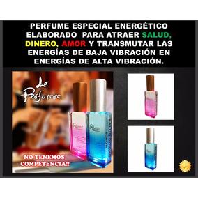 Perfume Para Atraer Salud, Dinero Y Amor Aromaterapia
