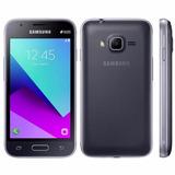 Smartphone Samsung J1 Mini Prime 2016 Flash Led + 1 Capinha