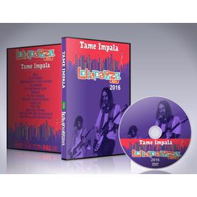Dvd Tame Impala - Lollapalooza 2016 Br