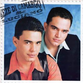 Cd Zezé Di Camargo E Luciano - 1997 Novo Lacrado!