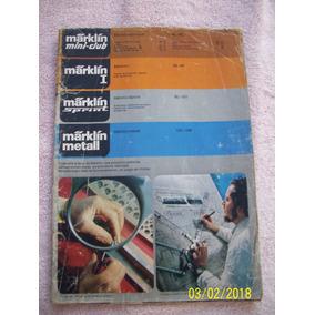 Marklin Mini-club Revista Catalogo