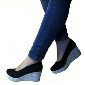Zapato Taco Chino Dama Mujer Yute Stilettos Envio Gratis
