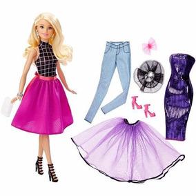 Barbie Conjunto Muitos Looks- Mattel