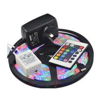 Luz Led Flexible Con Control Remoto Kit