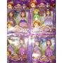 Figuras Muñecas Princesa Sofia James Jade Disney 10 Cm