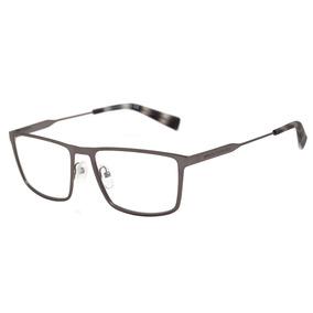 Armani Exchange Ax 1022 - Óculos De Grau 6088 Cinza Fosco -