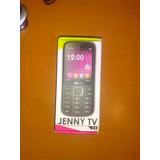 Celular Blu Jenny Tv