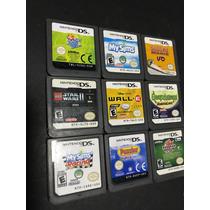 Nintendo Ds Juegos Varios