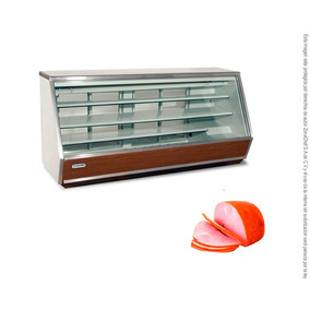 Vitrina Exhibidora Metalfrio 45 Pies / 1290 Lt