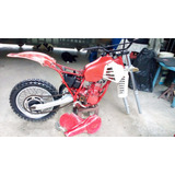 Repuesto Moto Honda Cr-250 Cc 1981 Elsinore Cross