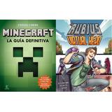 Virtual Hero Rubius + Guia Definitiva Minecraft Nuevos Ofert 23b73857f6f