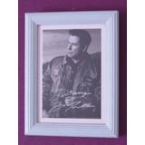 Foto Autografada John Travolta - Ator - Original!!!