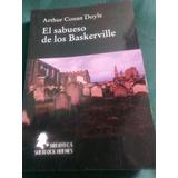 Libro-el Sabueso De Los Basskerville- Arthur Conan Doyle-