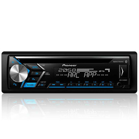 Cd Player Pioneer Deh-s4080bt, Preto,bluetooth, Mixtrax, Usb