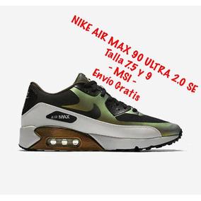 317365ffa Nike Air Max 90 Ultra Blancos Hombre - Tenis Verde en Mercado Libre ...