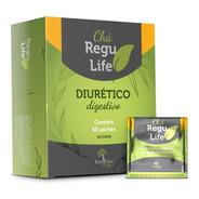 Chá Regu Life 60 Sachês Edição Luxo