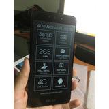 Telefono Blu Advance A5 Plus Lte 2gb,android 7.0
