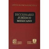 Libro Nuevo Diccionario Jurídico Mexicano 1-4 / Porrúa