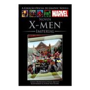 Livro Hq Graphic Novels Novos X-men Imperial Ed. 24