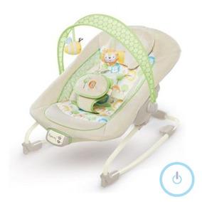 Cadeira De Balanço Até 18kg Para Bebès E Crianças Ingenuity