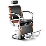 Cadeira De Barbeiro Reclinável Poltrona Ferrante Typo A