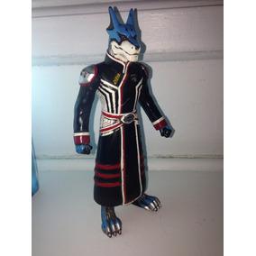 Power Rangers Spd Commander Anubis Doggie 16cm Bandai 2004