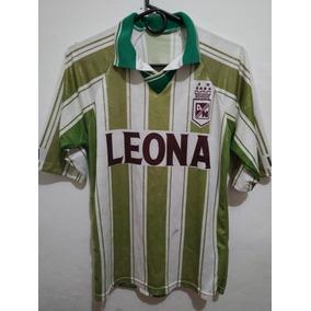 Camisa Leona Atl. Nacional