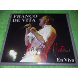 Eam 2 Cds + Dvd Franco De Vita Mil Y 1 Historias Vivo 2006