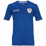 Camisa Portuguesa Oficial Lupo Azul Uniforme 3 40% Off
