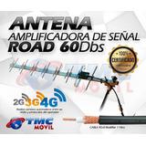 Antena Internet 4g Modem Amplificadora Enrutador Señal Finca