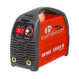 Solda Inversora Wmi160 Ed Bivolt Bambozzi