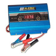 Cargador De Batería Inteligente 12v 20 Amp Aleba Bc-1220