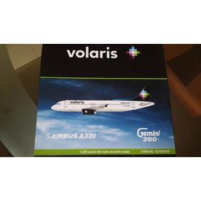 Volaris A320 Geminijets-aeromexico-escala 1/200 Xa-von