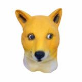 Mascara De Latex Perro Meme