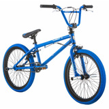 Bicicleta Mongoose 20 Rive Bmx Freestyle Blue