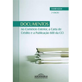 Documentos - No Comercio Exterior, A Carta De Credito E A Pu