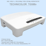 Modem Router Wi Fi Technicolor Tg588v - Huawei Zyxel Tp-link