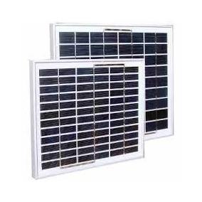 Painel Solar 5w Fotovoltaica Komaes 12v/18v Inmetro
